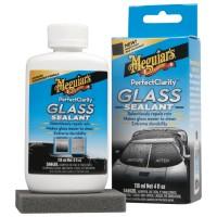 Meguiar's Glass Sealant - niewdzialna wycieraczka