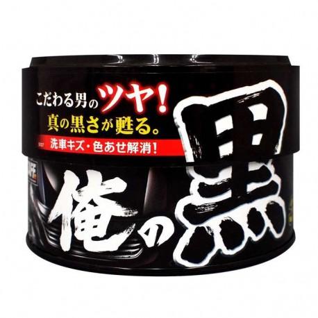 """Prostaff High Gloss Car Wax for Black """"Ore No Kuro"""" - wosk do ciemnych lakierów"""