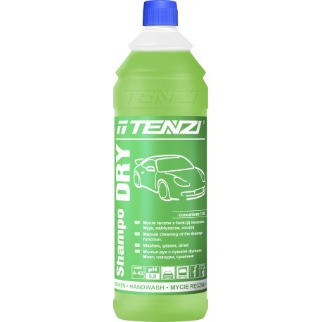 TENZI Shampoo Dry - szampon samochodowy