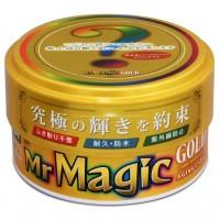 Prostaff Car Wax Mr. Magic Gold - twardy wosk