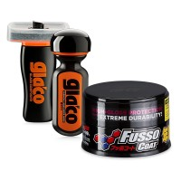 PROTECTION TIME SOFT99 FUSSO DARK ULTRA GLACO GLACO COMPOUND