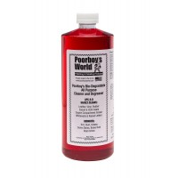 POORBOY'S WORLD Bio-Degradable All Purpose Cleaner and Degreaser APC