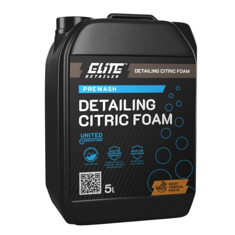 ProElite Citric Foam 5L - piana aktywna do odtykania powłok ceramicznych