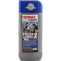 SONAX XTREME brilliant wax 2