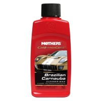 Mothers Brazilian carnauba cleaner wax - próbka